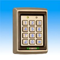 RGL KP1000  Internal/External 12Volt Metal Keypad